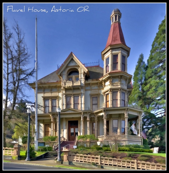 Flavel House Oregon